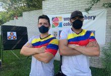 Colombianos finalistas en torneo virtual de arquería