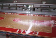 Cumplida visita técnica al Coliseo de Cali para la Liga de Basquet