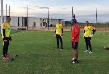 Comenzaron entrenamientos del equipo nacional sub – 17