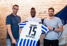Córdoba, nuevo jugador del Hertha Berlín