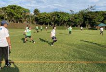 Selección femenina sub – 20 continúa con sus entrenamientos