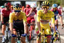 El 1 – 2 esloveno en el Tour, al mundial de ciclismo