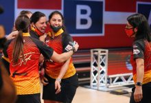 Colombiana figura en la PBA League Bowling