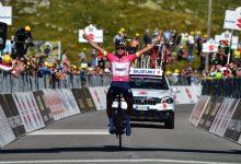 Piddock se afianza en el Giro sub – 23