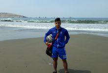 Cristian Abella debutó en México