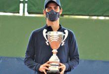 Histórico del tenis colombiano se retiró con título incluido