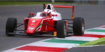 Doble top 10 de Montoya en la F4 italiana