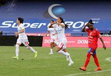 Duelo opita en el inicio del fútbol femenino