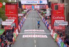 Roglic no suelta el liderato en La Vuelta, Chaves es cuarto