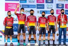 Muñoz puesto 11 en el inicio de la Vuelta a la Juventud