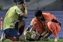 Lesión deja a Arias sin jugar por medio año