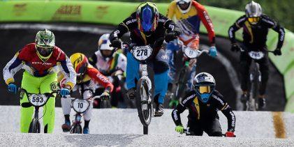 BMX nacional con competencia en Estados Unidos