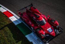 Tatiana Calderón finalizó temporada en la European Le Mans Series