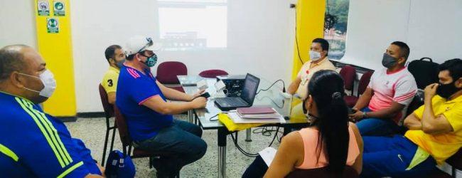 Socializado en Campoalegre el proyecto de unidad deportiva