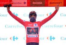 Carapaz vuelve al liderato de La Vuelta