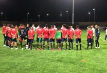 Selección sub – 20 ya trabaja en Barranquilla