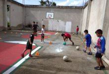 Reactivan en San Agustín escuelas deportivas