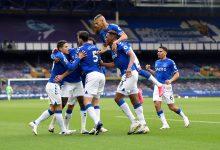 Everton con James y Mina la sacó barata ante el Liverpool