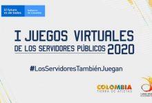 Juegos virtuales de servidores públicos arrancan a finales de mes