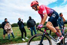 Victoria canadiense en el reinicio de La Vuelta
