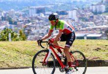 Aroca sigue ascendiendo en la Vuelta a Colombia