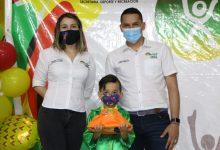 Premiados menores de Neiva que adoptaron estilos de visa saludables
