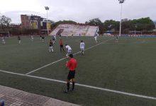 Más acción del torneo municipal de fútbol