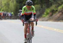 Aroca se mantiene de 111 en la Vuelta a Colombia