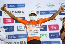 Campeón de la Vuelta a Colombia, homenajeado en su pueblo natal