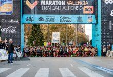 Maratonistas colombianos con la mente en las olimpiadas