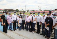 Autoridades de Panam Sports conocieron infraestructura de Cali