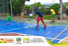 Festival de Juegos Tradicionales en Palermo