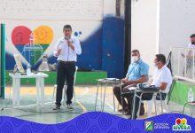 Rivera presentó proyecto de tasa pro deporte