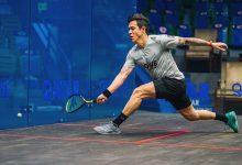 Colombiano interviene en evento de squash en Catar