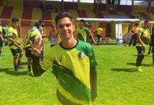 Santiago Rojas sigue con su romance goleador en México