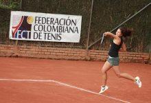 Se reanuda el circuito nacional junior de tenis en Colombia