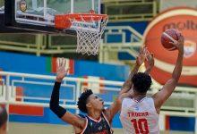 Sigue el invicto de Titanes en el baloncesto nacional
