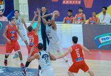 Titanes llegó a 10 juegos ganados en el baloncesto colombiano