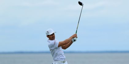 Villegas, sexto en el RSM Clasic de golf