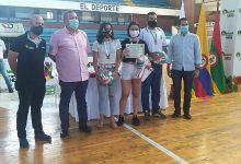 Premiados ganadores de justas municipales