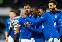 Morelos volvió al gol en Escocia