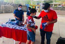 Inderhuila entrega implementación deportiva en el occidente opita