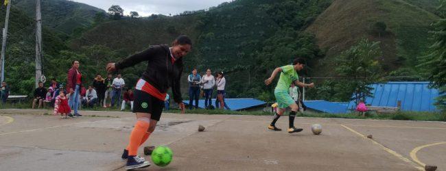 Aipecito tuvo jornada de Juegos comunitarios