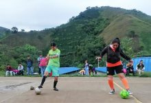 Cobertura total de los Juegos Comunitarios en la zona rural de Neiva