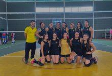 Fogueos del voleibol femenil opita en el Tolima