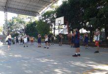 Campamento de baloncesto en Neiva