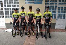 Rubiano, el mejor opita en el inicio de la Vuelta al Porvenir