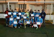 El fútbol femenino se tomó el barrio Las Brisas
