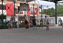 El microfútbol también llega a los hombres en Saladoblanco