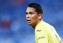 Bacca retornó a los entrenamientos con el Villarreal